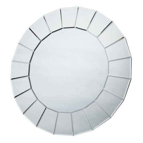 mirror on a white background